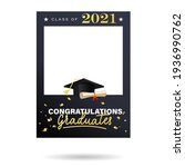 Graduation Photo Frame With...