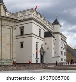 Vilnius  Lithuania   March 14 ...