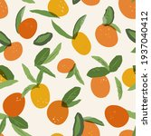vector seamless pattern with... | Shutterstock .eps vector #1937040412