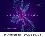 music fest. dynamic fluid shape ...   Shutterstock .eps vector #1937114785