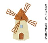 windmill fairy  cartoon...