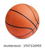 New Orange Basketball Ball...