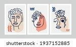 set of abstract modern...   Shutterstock .eps vector #1937152885