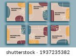 set of sale banner template... | Shutterstock .eps vector #1937235382