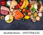 Mediterranean diet. healthy...