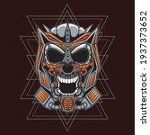 artwork illustration and... | Shutterstock .eps vector #1937373652