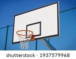 Basketball Board With Basket...