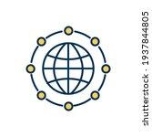 Internet Rgb Color Icon....