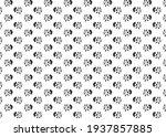 flower buti pattern for fabric...   Shutterstock .eps vector #1937857885