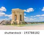 chateau d eau in montpellier | Shutterstock . vector #193788182