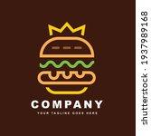 Royal Burger Logo Design  ...