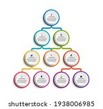 infographic design organization ...   Shutterstock .eps vector #1938006985