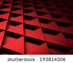 red industrial metallic... | Shutterstock . vector #193814306