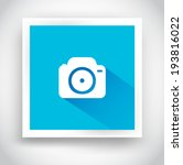 icon of camera for web and...