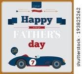 "beautiful greeting vector card ""... | Shutterstock .eps vector #193825262"