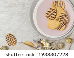Easter Almond Chocolate Cookies ...
