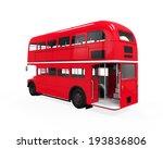 double decker bus | Shutterstock . vector #193836806