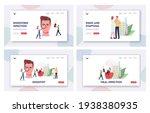 sinusitis landing page template ...   Shutterstock .eps vector #1938380935