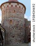 Medieval Bauska Castle...