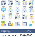 Accounting Icons Including...