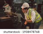 Industry Engineer Wearing...