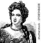 queen anne of great britain ... | Shutterstock .eps vector #1938548608