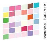 Tessellation  Mosaic Colorful ...