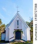 Old Swedish Church On The...