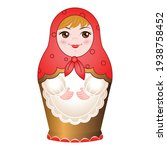 Wooden Nested Doll Icon....