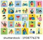 vector concept illustrations of ... | Shutterstock .eps vector #1938776278