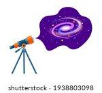 Astronomical Telescope Tube ...