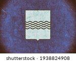 grunge flag of basilicata italy  | Shutterstock . vector #1938824908