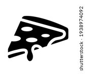 slice of pizza icon isolated... | Shutterstock .eps vector #1938974092