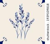 illustrated ceramic hydraulic... | Shutterstock .eps vector #1939109818
