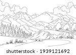 coloring illustration of...   Shutterstock . vector #1939121692