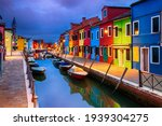 Burano  Italy   August 9  2016  ...
