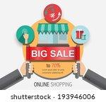online shopping   big sale  ...