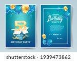53th years birthday vector...   Shutterstock .eps vector #1939473862