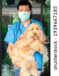 Veterinarian Doctor Wear...