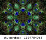 Feather Abstract Pattern....