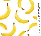 optimistic bright bananas...   Shutterstock .eps vector #1939754875