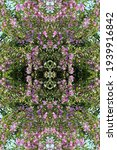 An Abstract Of Orchid Tree With ...