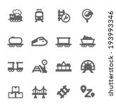 Simple Set Of Trains Related...