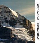 Snowy Mountain Top Glacier  ...