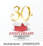 10th anniversary celebration....   Shutterstock .eps vector #1940053195