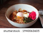 Japanese Food In A Bowl  Frief...
