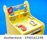 Children's Toy Carpentry...