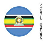 flag of the east african... | Shutterstock .eps vector #1940306572