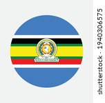 flag of the east african... | Shutterstock .eps vector #1940306575