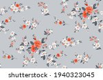 Seamless Spring Vector Pattern...